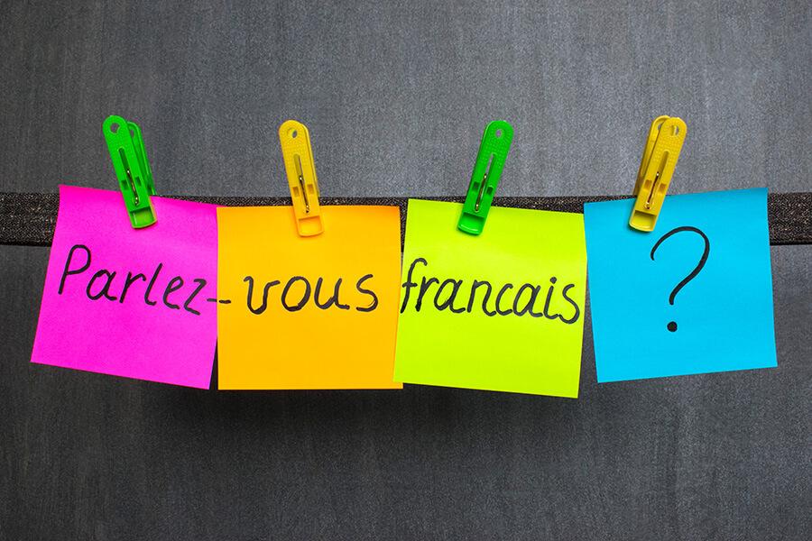 Le français, deuxième langue mondiale en 2050 !