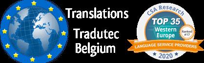 Tradutec Belgium