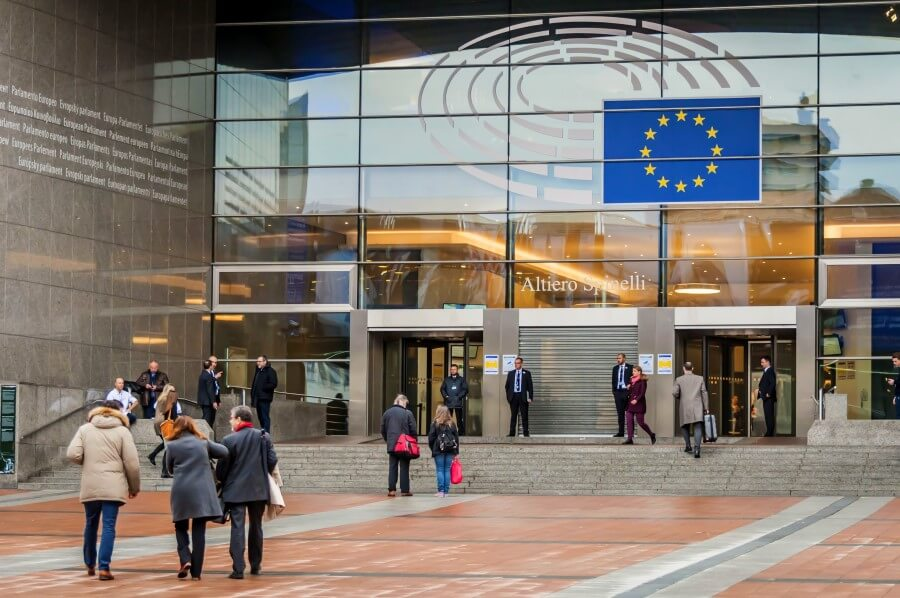 Lobbying à Bruxelles